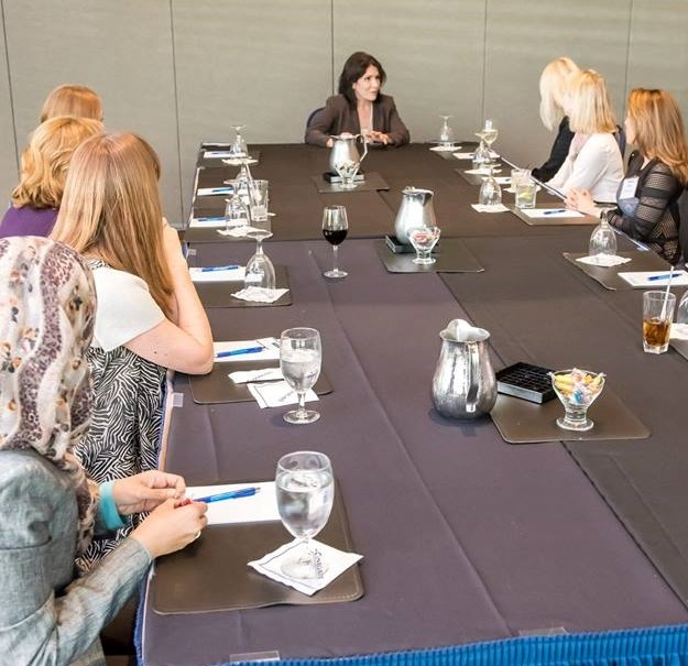 Lt. Gov. Evelyn Sanguinetti Collaborates with Women Leaders of TMA to Discuss Promoting Women in Manufacturing