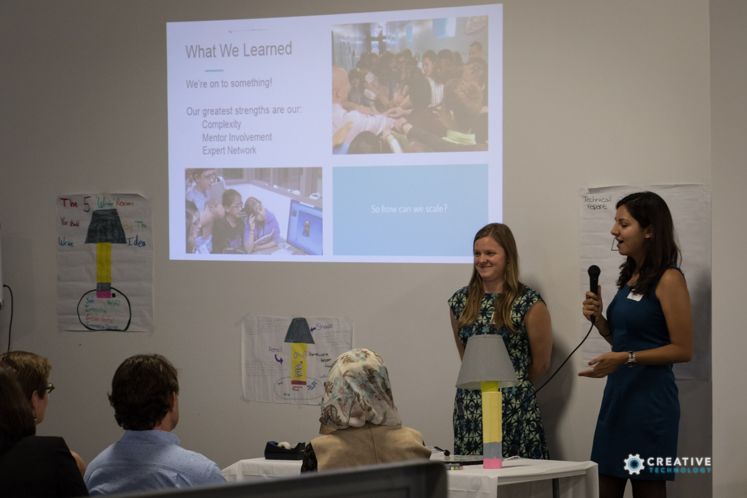 SparkShop Shares Vision with Educators, Politicians and Manufacturing Associations at Pioneer Service