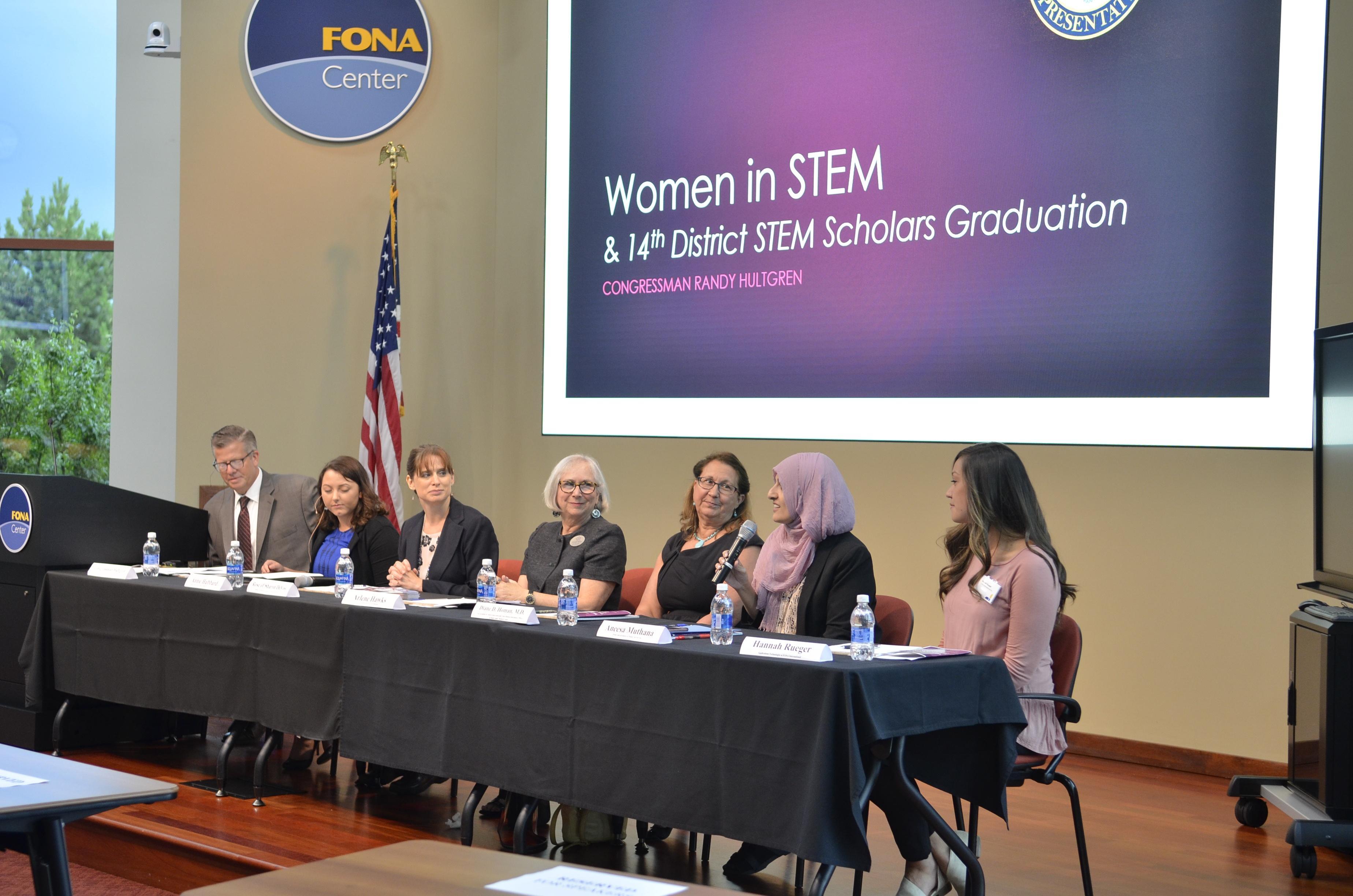 Pioneer Service Women Join Women in STEM Panel to Inspire